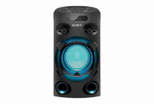 Sony MHC-V02 High Power Audio System with BLUETOOTH Technology