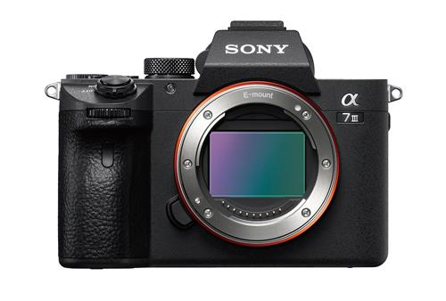 Sony ILCE-7M3 With 35mm Full-Frame Image Sensor Camera -Only Body