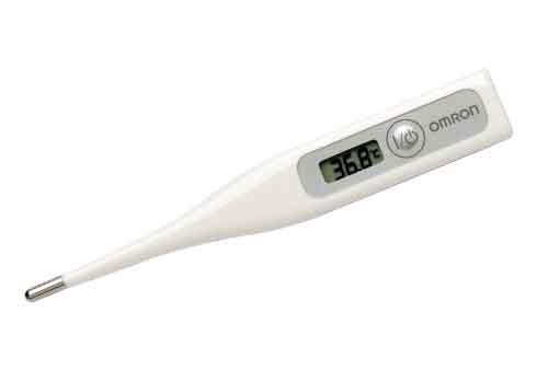Omron MC-341 Digital Thermometer
