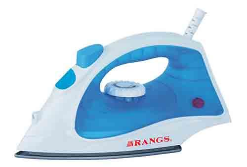 Rangs RI-1007CS Steam Iron/ Spray - White & Blue