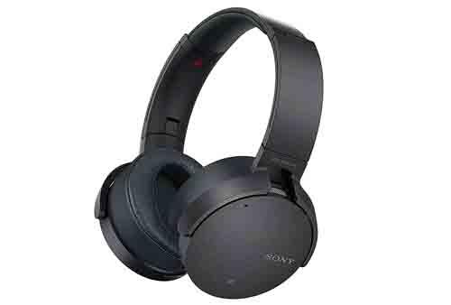 Sony MDR-XB950N1 EXTRA BASS Wireless Noise-Canceling Headphone -Black