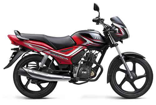 TVS Metro Plus 110cc (Disc)
