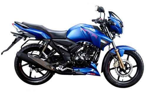 TVS Apache RTR-160CC SD (Race Edition)
