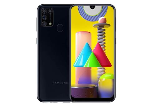 Galaxy M31 6GB/64GB Black