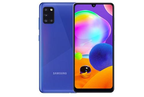 Galaxy A31 (6GB RAM) Blue